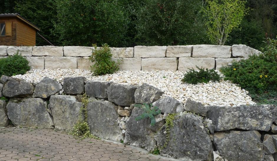 Vollenweider-Gartenbau.Ch - Stützmauer